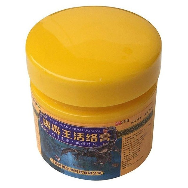Herbal Pain Relief Oil muscle Joint Pain cervical massage Rheumatism Neck back pain balm massager rheumatism L3