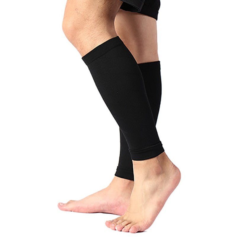Men's running basketball compression socks sports pressure sweat-absorbent quick-drying decompression leggings socks