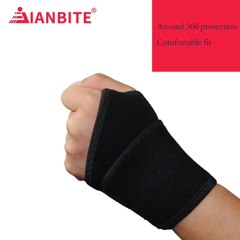 1 Pcs Health Bit Adjustable Wound Wrists And Wrist Tennis Basketball Badminton Bodybuilding Protector