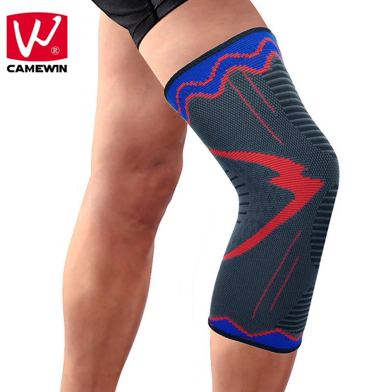 CAMEWIN Knee Pads Knee Compression Sleeve Support for Running, Jogging, Sports, Joint Pain Relief, Arthritis and Injury Recovery