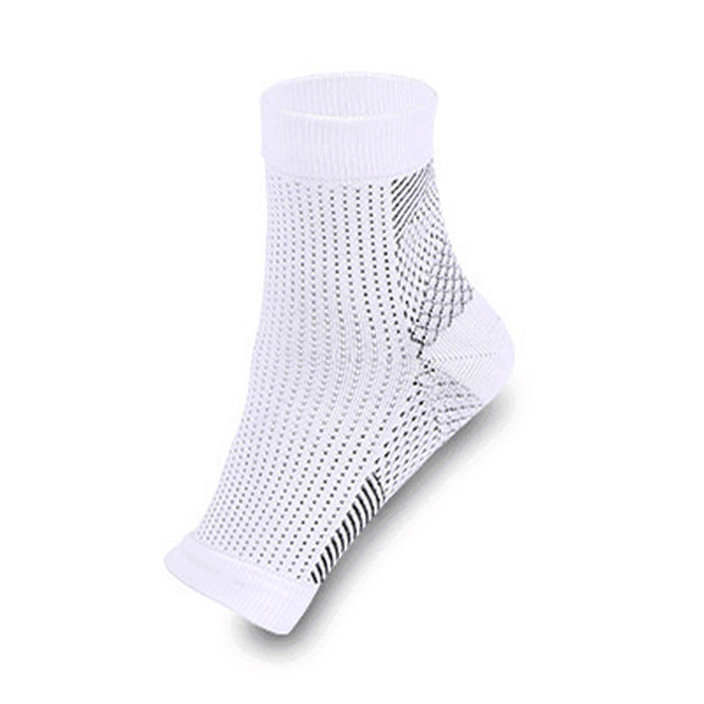 Comfort Foot Anti Fatigue Compression Sleeve Relieve Swelling Varicosity Women Men Miracle Copper Anti-Fatigue Socks 2017
