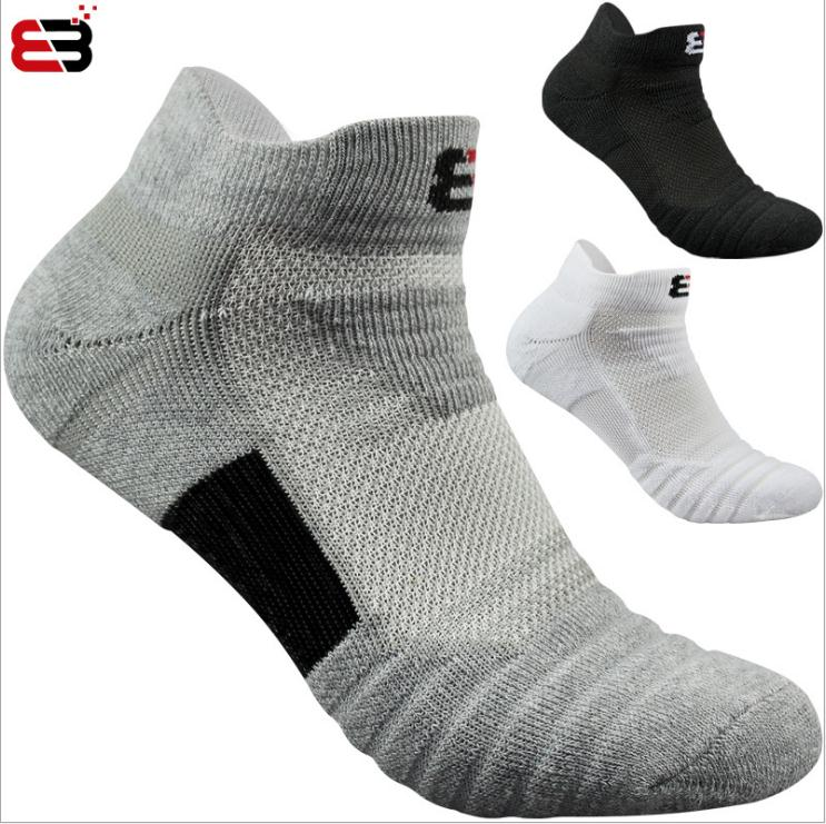 Mens cotton Prohike Cushioned Active Trainer Sports Socks,Professional sock ankle casual winter socks Size 6-11