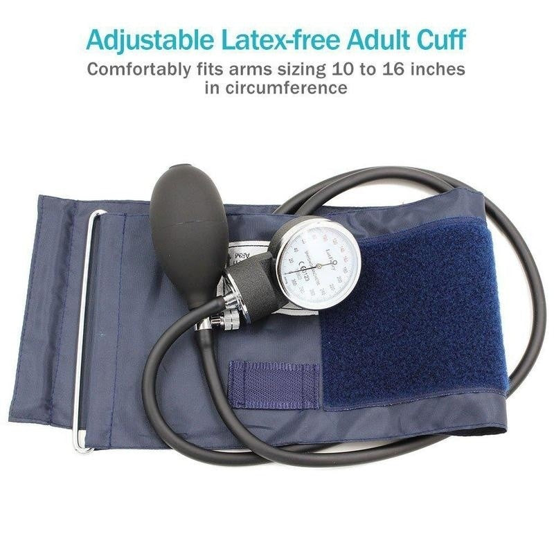 Stethoscope for Blood Pressure Strap Medical Sphygmomanometer