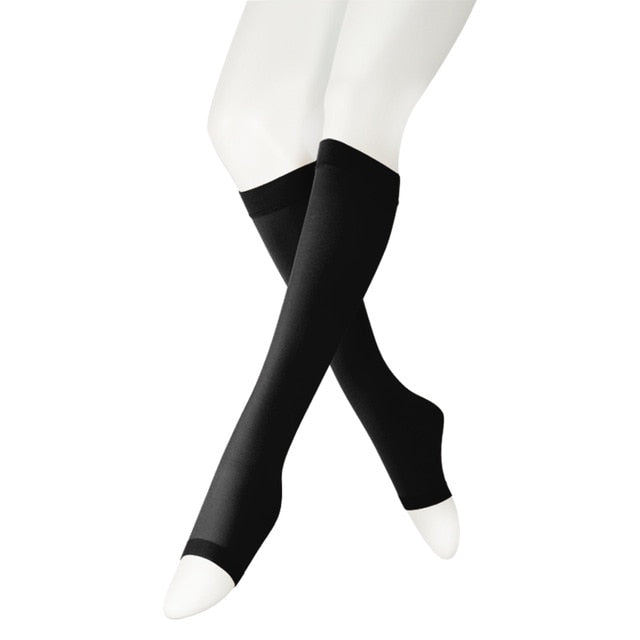 Medical Compression Socks, 30-40 mmHg is BEST Graduated Athletic & Medical for Men & Women,Running,Flight,Travels,Varicose Veins