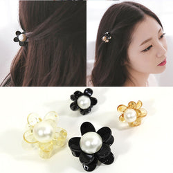 Small Flower Hair Claw - Good For You Beauty