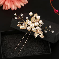 Pearl Vintage Hair Stick - Good For You Beauty
