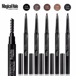 Automatic Eyebrow Pencil Waterproof - Good For You Beauty