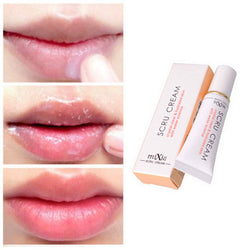 Full Lip Nursing Scrub. Exfoliating Moisturizing Plumping Repairing - Good For You Beauty
