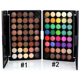 40 Color Professional Makeup Eyeshadow Palette - Good For You Beauty