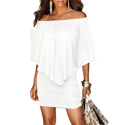 Summer Style Off Shoulder - Good For You Beauty