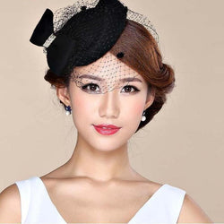 Cocktail Veil Hat - Good For You Beauty