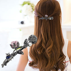 Stereoscopic Flower Barrette - Good For You Beauty