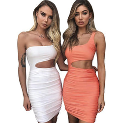 Off Shoulder Bandage Dress - Good For You Beauty
