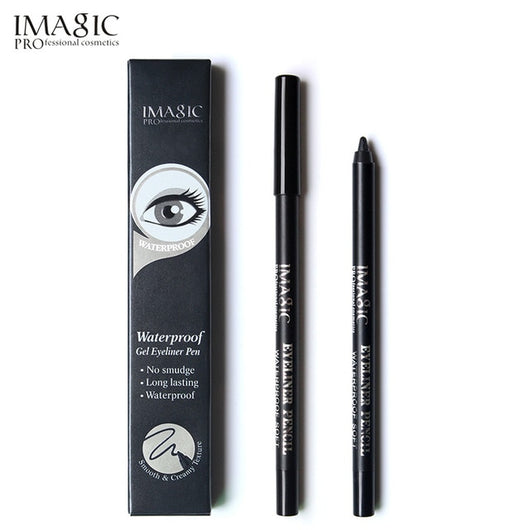 Imagic Black Waterproof Eyeliner Pencil - Good For You Beauty