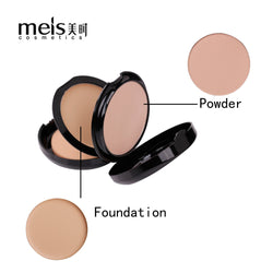 Face Foundation & Powder 2 in 1 Compact - Good For You Beauty