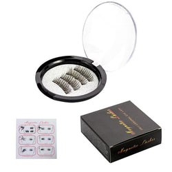 3 Magnet False Magnetic Eyelashes - Good For You Beauty
