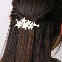 Gold & Silver Barrette - Good For You Beauty