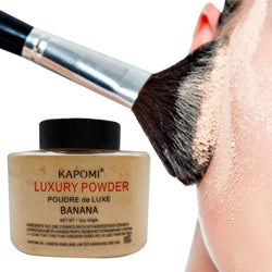 Banana Loose Oil Control / Highlighting Powder - Good For You Beauty