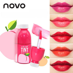 NOVO Fruit Liquid Matte Lipstick Waterproof Long Lasting Tattoo Lip Tint - Good For You Beauty