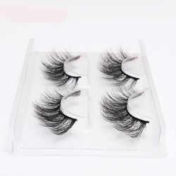 3D Mink Natural False Eyelashes - Good For You Beauty