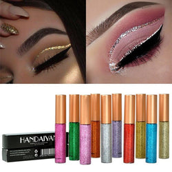Metal Liquid Glitter Eyeliner - Good For You Beauty
