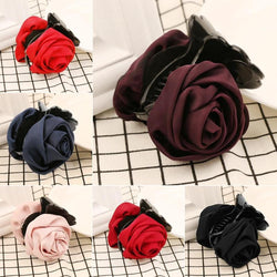 Rose Hair Clip - Good For You Beauty