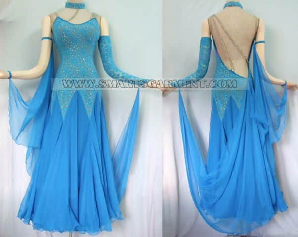 ballroom dance apparels for children,fashion ballroom dancing outfits,ballroom competition dance outfits for sale