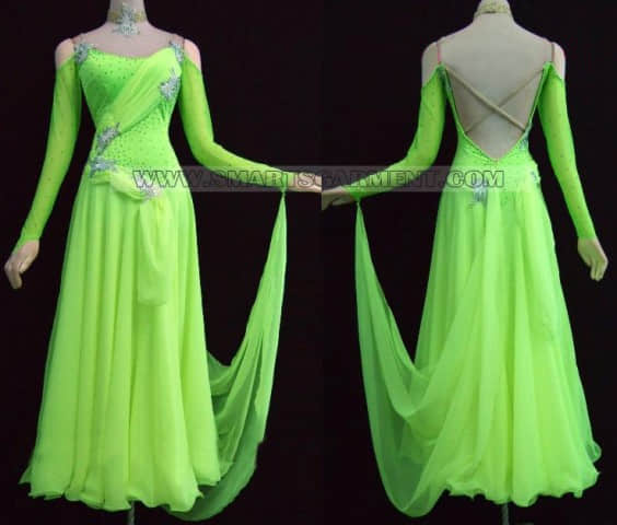 tailor made ballroom dancing clothes,personalized ballroom competition dance apparels,standard dance clothing