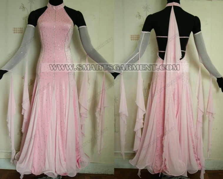 sexy ballroom dancing clothes,plus size ballroom competition dance gowns,discount ballroom dancing performance wear