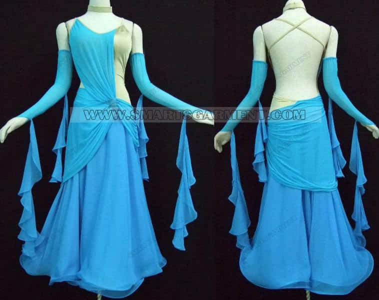 ballroom dancing apparels for competition,customized ballroom competition dance garment,dance team performance wear