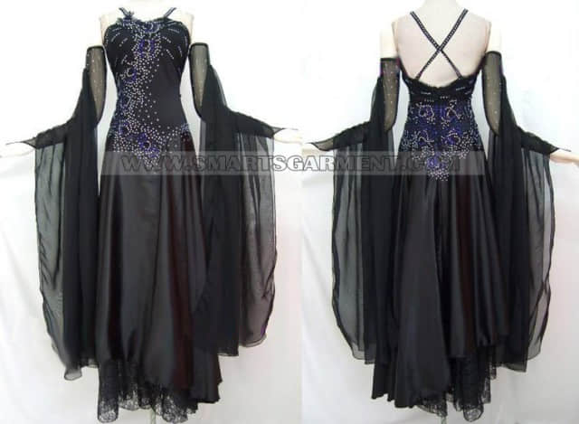 ballroom dancing apparels for competition,personalized ballroom competition dance apparels,standard dance clothing
