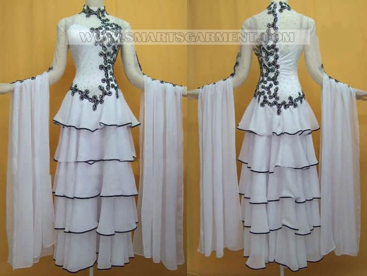 Inexpensive ballroom dancing clothes,ballroom competition dance dresses outlet,plus size ballroom dancing performance wear