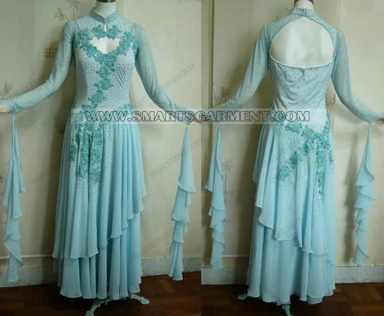 custom made ballroom dance apparels,big size ballroom dancing costumes,customized ballroom competition dance costumes