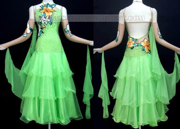 customized ballroom dancing clothes,sexy ballroom competition dance apparels,american smooth costumes