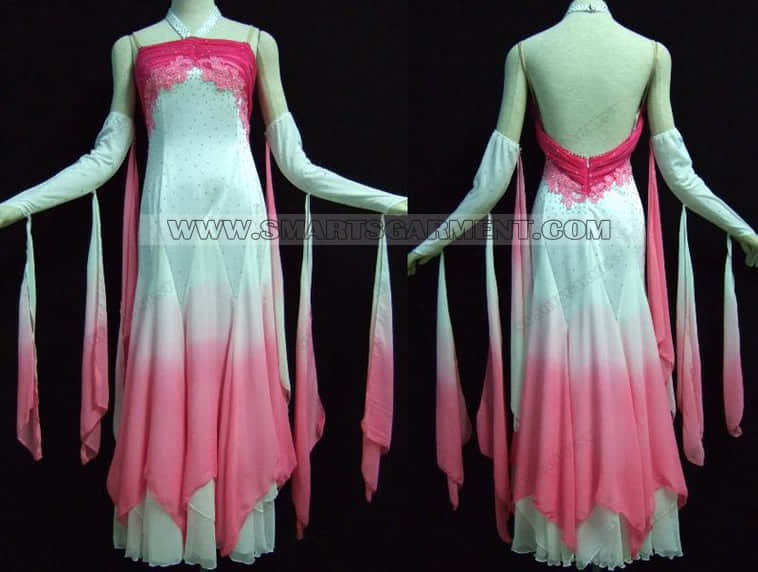 quality ballroom dancing clothes,ballroom competition dance apparels outlet,standard dance wear