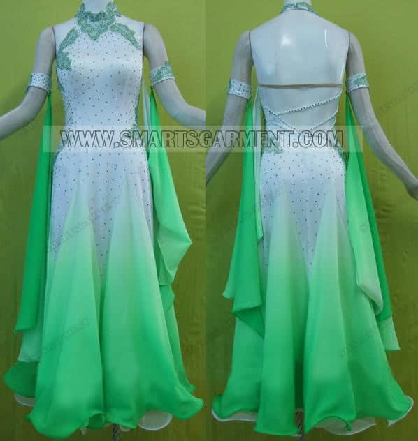Inexpensive ballroom dancing clothes,quality ballroom competition dance garment,dance team costumes