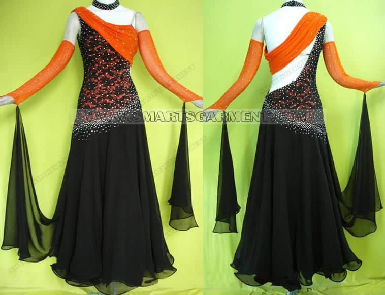 discount ballroom dancing clothes,ballroom competition dance clothes store,Foxtrot outfits