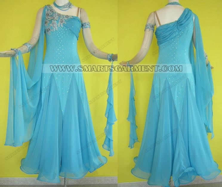sexy ballroom dancing clothes,personalized ballroom competition dance garment,social dance wear