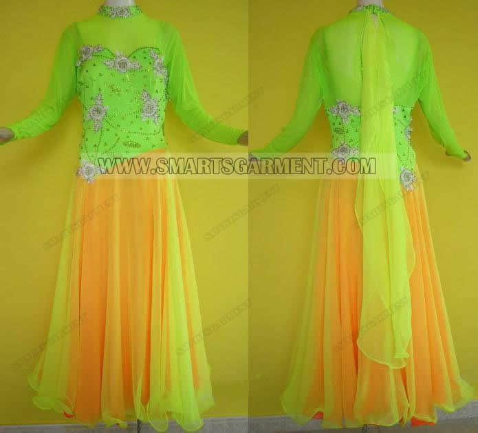 sexy ballroom dance clothes,dance clothes for sale,selling dance apparels,ballroom competition dancesport dresses