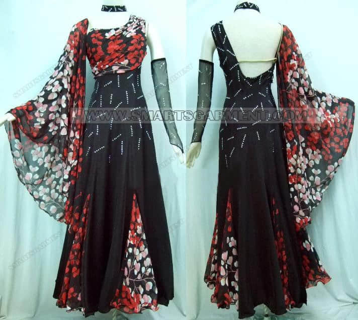 plus size ballroom dancing clothes,ballroom competition dance gowns,tailor made ballroom dancing performance wear
