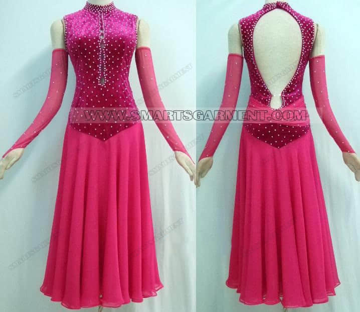 sexy ballroom dancing apparels,personalized ballroom competition dance apparels,standard dance clothing