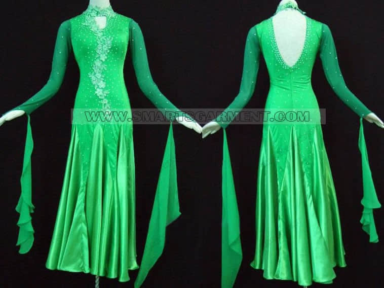 big size ballroom dancing clothes,ballroom competition dance dresses outlet,plus size ballroom dancing performance wear