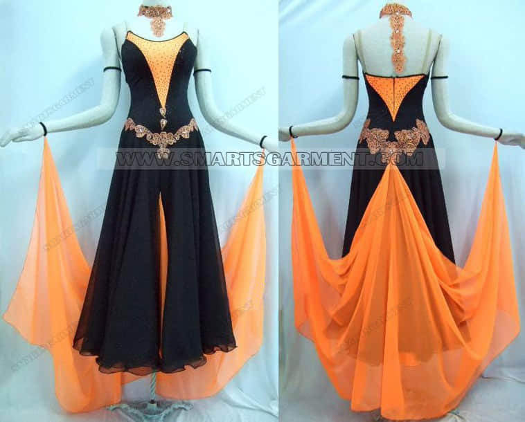 fashion ballroom dancing apparels,customized ballroom competition dance costumes,ballroom dancing performance wear for competition