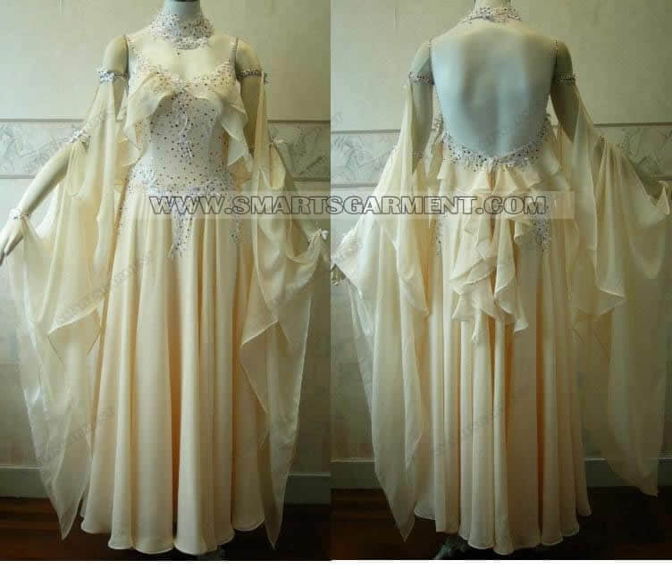 ballroom dancing apparels for sale,fashion ballroom competition dance clothing,Dancesport wear