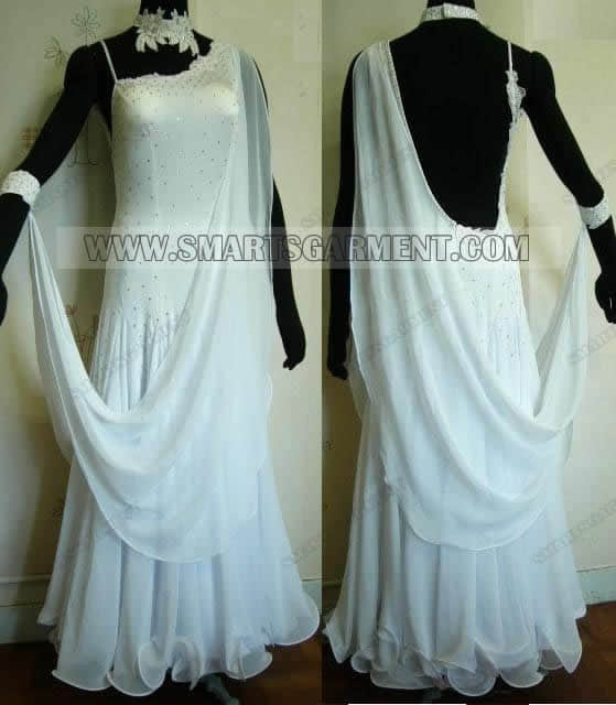 customized ballroom dancing clothes,hot sale ballroom competition dance clothes,Foxtrot clothing