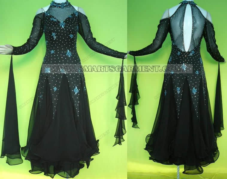 customized ballroom dancing clothes,personalized ballroom competition dance apparels,standard dance clothing