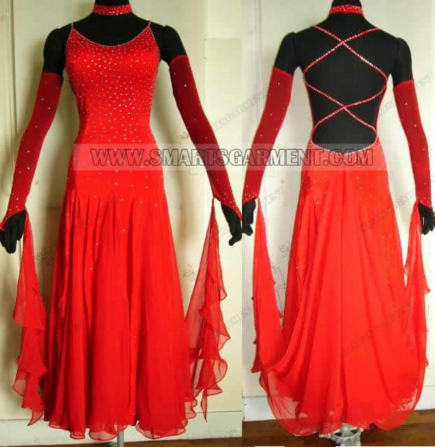 sexy ballroom dance apparels,custom made ballroom dancing wear,personalized ballroom competition dance wear