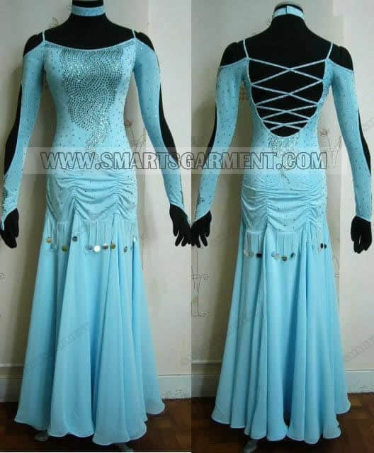 personalized ballroom dancing apparels,tailor made ballroom competition dance clothes,waltz dance performance wear