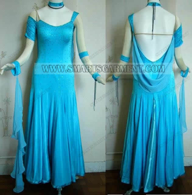 discount ballroom dancing apparels,tailor made ballroom competition dance apparels,american smooth gowns