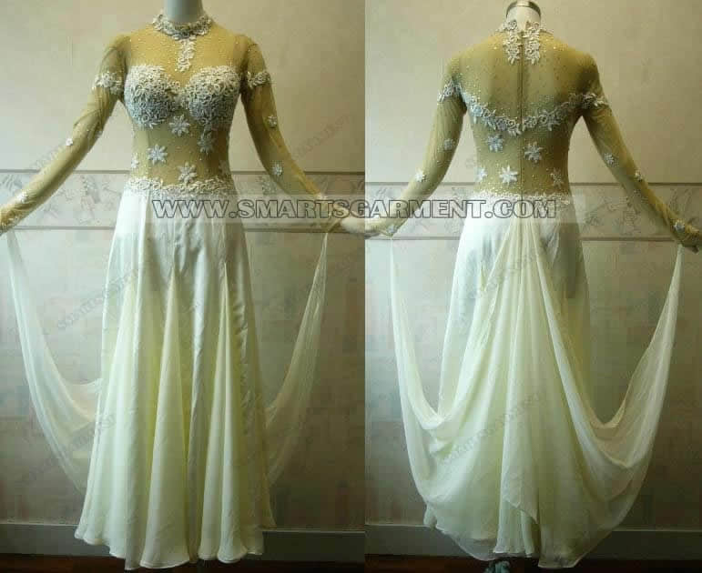 ballroom dancing apparels for competition,tailor made ballroom competition dance clothes,waltz dance performance wear